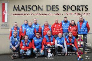 Groupe CVDP 2016 2017
