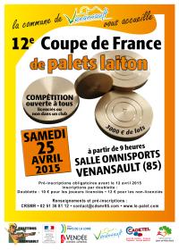 Actualit s archives page 5 sur 20 le palet - Www le palet com competitions coupes bulletins d inscriptions ...